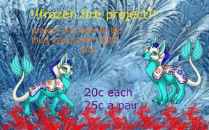 00frozen Fire Banner for ovipets by mysterie2001
