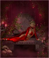 Gothic Red by MLR19
