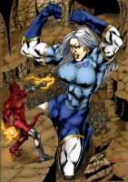 Olga vs pt 2 by Jean Sinclair by THE-Darcsyde