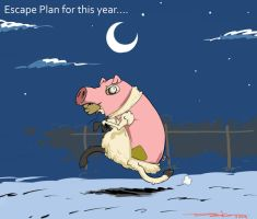 Escape Plan by DeeK-MantooF