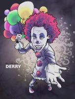 Welcome back to Derry by dessinateur777