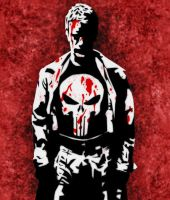 The Punisher by johnhearn