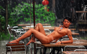 BABEWORLD#122: YOU XUAN: NAKED RAIN by CSuk-1T