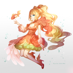 Gaia Commission 2014-9-12 by Kyuriin