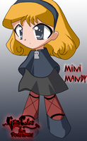 Mini Mandy by AnaChi