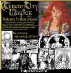 Ad for Crescent City Magick by mlpeters
