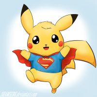 Superchu by shamserg