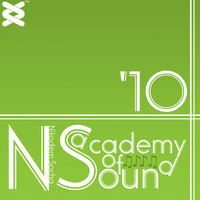 NS Academy of Sound CD Cover by nikodemsocha