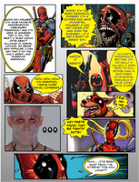 Comic Life Fun 2-Many Mercs by CindyCandy100