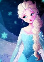 Let it go by Nokiramaila