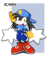 Klonoa by Domestic-hedgehog
