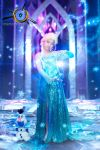 Frozen's Queen Elsa by Councilor