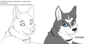 huskyton3 request by raven-morticia