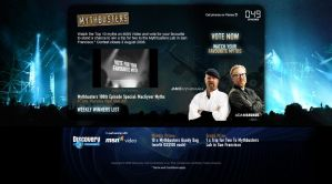 Discovery Mythbuster Special by mujiri
