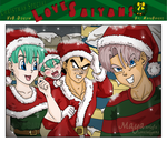 Love Saiyans - Christmas Special by mayabriefs
