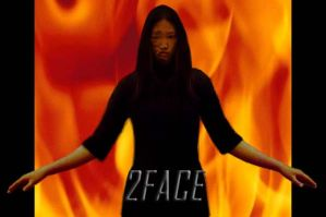 2Face and the Fire by Charmed-Ravenclaw