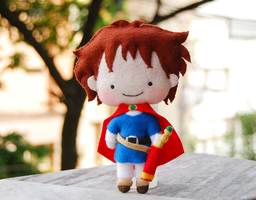 Oliver ~ Ni no Kuni ~ Wrath of the White Witch by Pumpkin-Candy