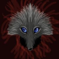 September 8th- Wolf Mask by Kaiazes