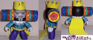 King of the Cosmos Mighty Mugg by Calcifer-Boheme