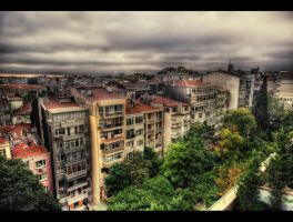 A Day in Nisantasi HDR by ISIK5