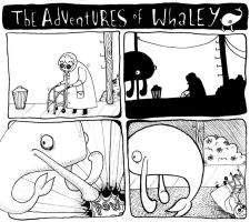 The Adventures of Whaley by Hannakin