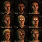 Dragon Age: 3x3 by spellbound7