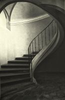 the Winding Stair by LaMusaTriste