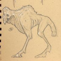 Creature Sketches by Axel13-Gallery
