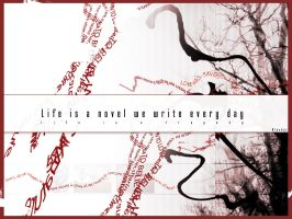 Life is... by Klunder