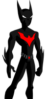 Spectacular Batman Beyond by ValrahMortem