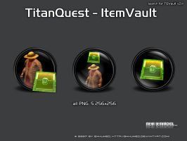 TitanQuest ItemVault by 3xhumed