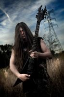 Pat O'Brian Cannibal Corpse by Strych9Productions