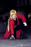 Elric by ArienGreenleaf