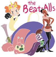The Beat-Alls! by bbrunomoraes