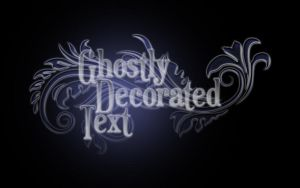 Decorated Text Effect by cazcastalla