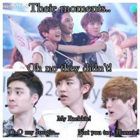 Oh no, they didn't! by chanyeolcreep