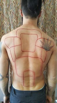 Ritual Scarification by TheChristOff