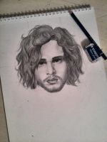 Jon Snow is coming by Alisssvic
