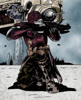 Itmons Galactic Marine Color by Soberbia-Roy