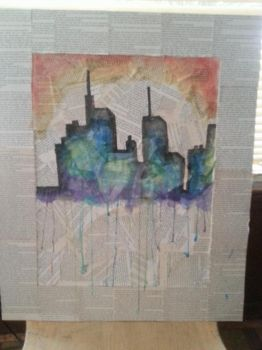Cityscape by LuciDeVille