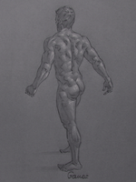 Figure Drawing #61 by AngelGanev