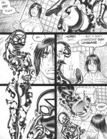 Oddly creepy EMPOWERED page by AdamWarren