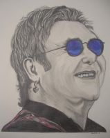 Elton John at Sixty by donna-j