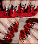 Nail art 104 by ChocolateBlood