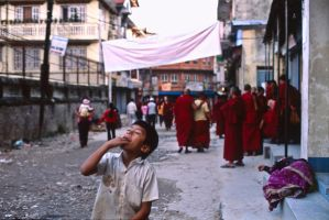 An Afternoon in Patan by emrerende