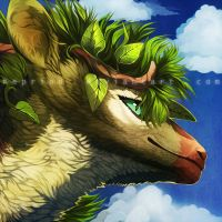 Shinrah icon by Keprion