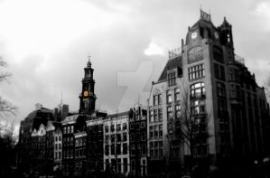 Amsterdam by MariaLydiaK