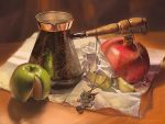 Still life by Grey-Seagull