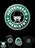 Heisenberg Chemisty by R-evolution-GFX