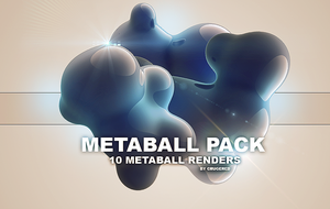 Metaball Pack 1 by Crugered